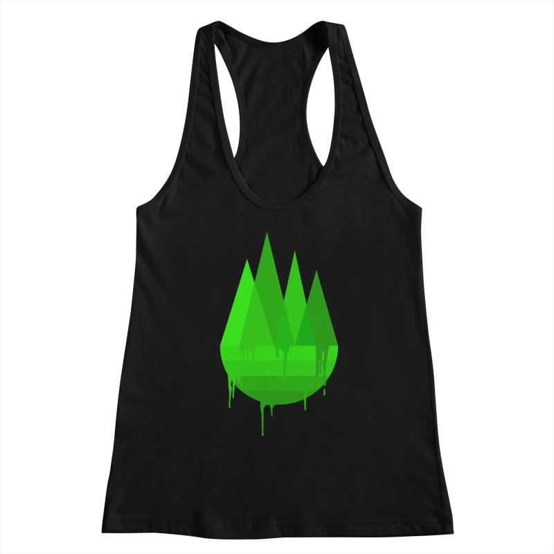 Dying Earth - The last drop - green variant Women's Tank by ARTinfusion - Get your's now!