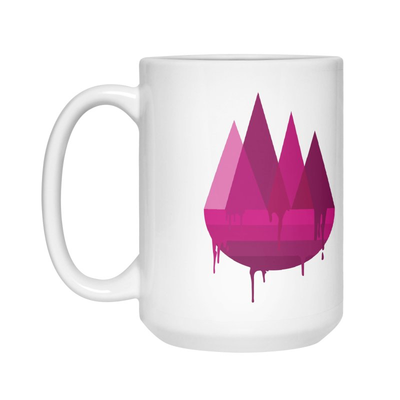 Dying Earth - The last drop - purple variant Accessories Mug by ARTinfusion - Get your's now!