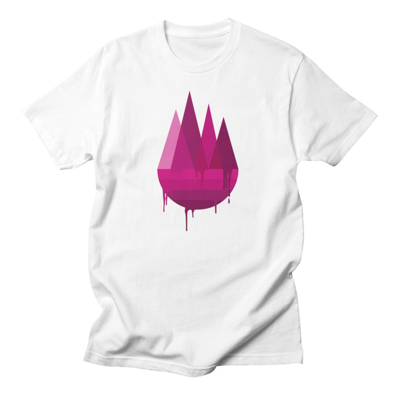 Dying Earth - The last drop - purple variant Men's T-Shirt by ARTinfusion - Get your's now!