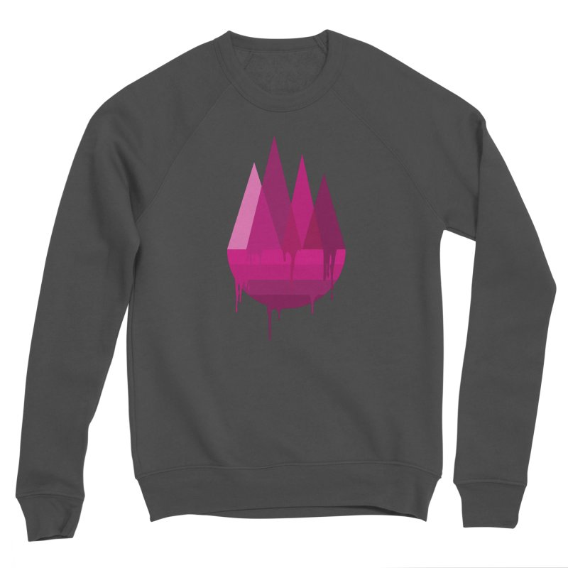 Dying Earth - The last drop - purple variant Men's Sweatshirt by ARTinfusion - Get your's now!