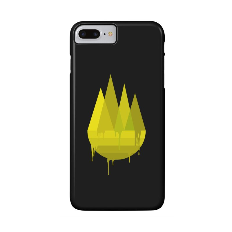 Dying Earth -The last drop - yellow variant Accessories Phone Case by ARTinfusion - Get your's now!