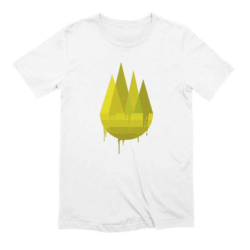 Dying Earth -The last drop - yellow variant Men's T-Shirt by ARTinfusion - Get your's now!