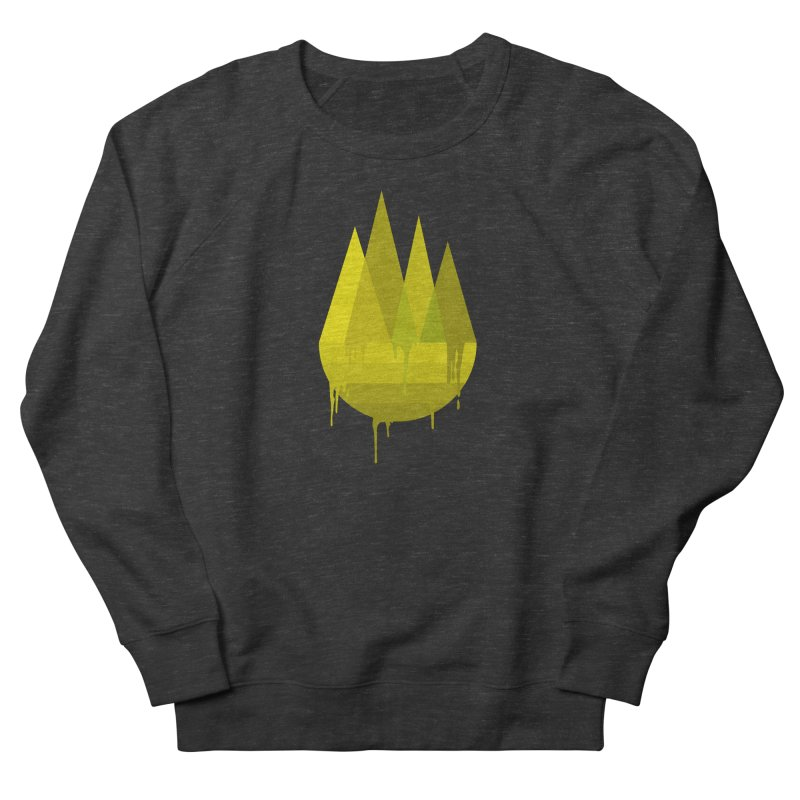 Dying Earth -The last drop - yellow variant Women's Sweatshirt by ARTinfusion - Get your's now!