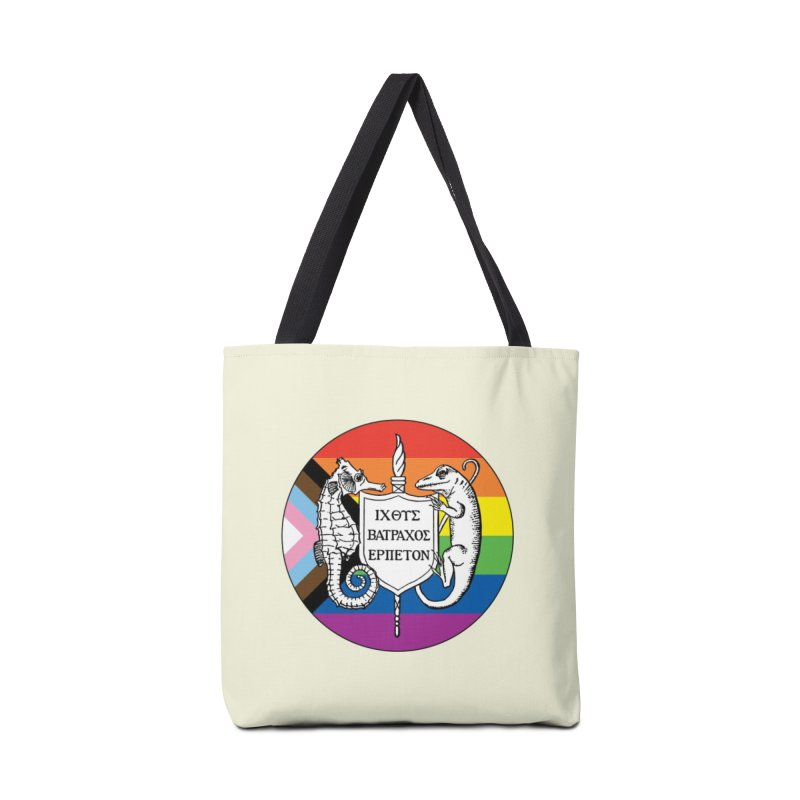 Inclusive Logo Large Masks, Mugs, Notebooks, and Fun Stuff Bag by Amer. Society of Ichthyologists & Herpetologists