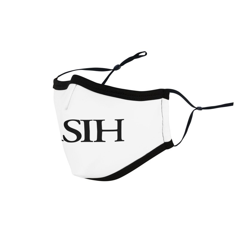 ASIH with Logo Masks, Mugs, Notebooks, and Fun Stuff Face Mask by Amer. Society of Ichthyologists & Herpetologists