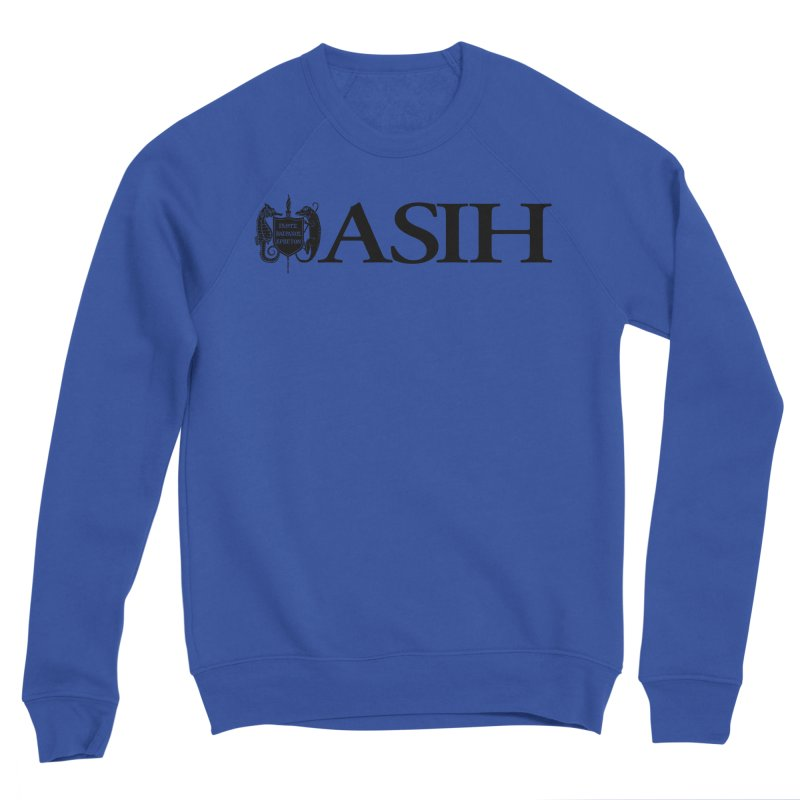 ASIH with Logo Women Sweatshirt by Amer. Society of Ichthyologists & Herpetologists