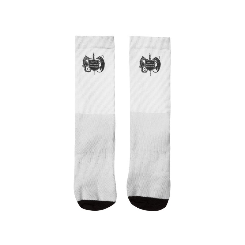 ASIH with Logo Men Socks by Amer. Society of Ichthyologists & Herpetologists