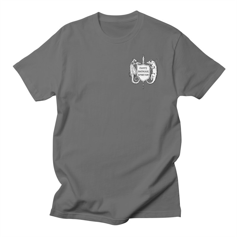 Logo Men T-Shirt by Amer. Society of Ichthyologists & Herpetologists