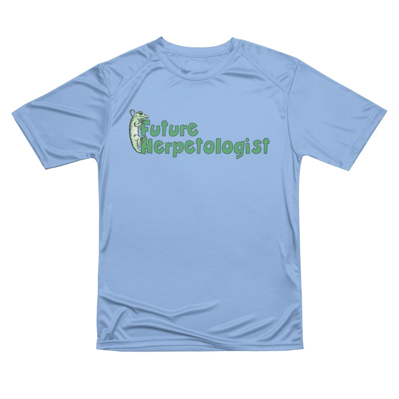Future Herpetologist Green Women T-Shirt by Amer. Society of Ichthyologists & Herpetologists