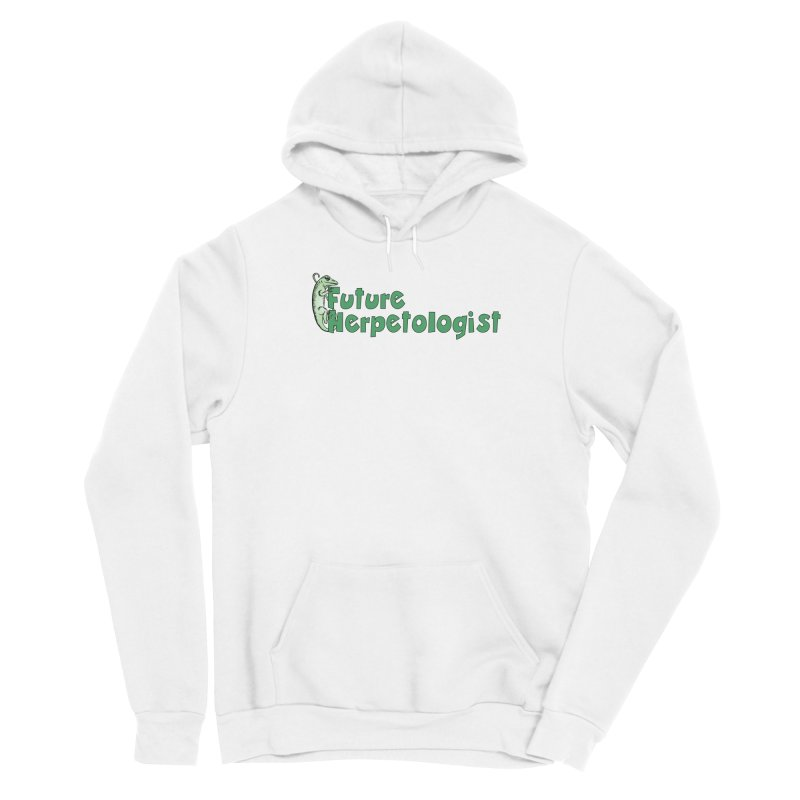 Future Herpetologist Green Women Pullover Hoody by Amer. Society of Ichthyologists & Herpetologists