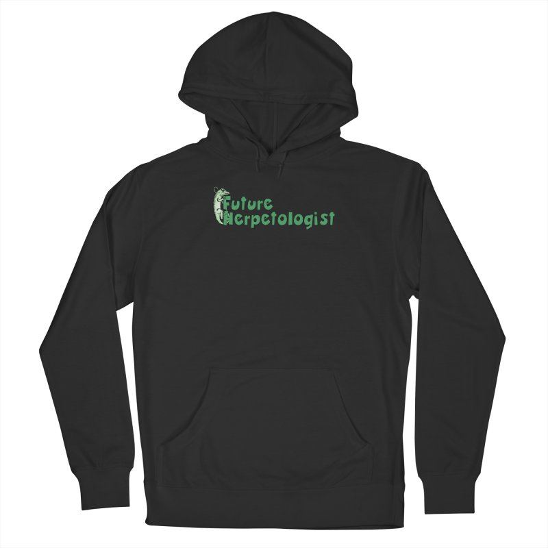 Future Herpetologist Green Men Pullover Hoody by Amer. Society of Ichthyologists & Herpetologists