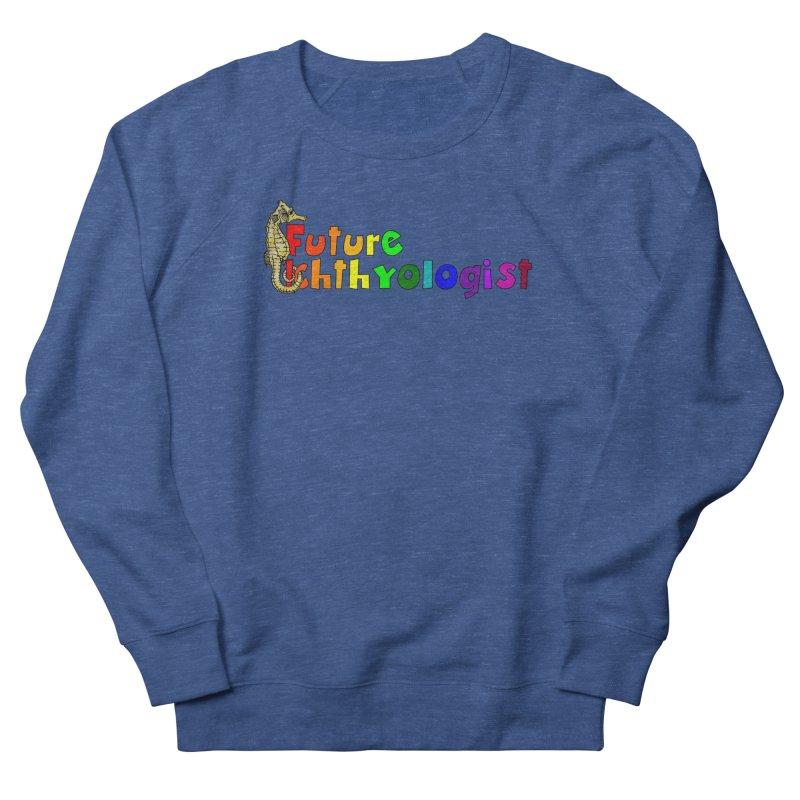 Future Ichthyologist Rainbow Men Sweatshirt by Amer. Society of Ichthyologists & Herpetologists