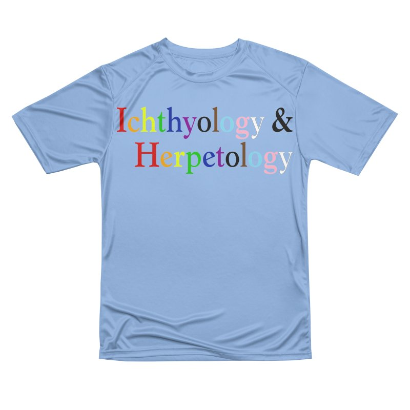 Inclusive Ichthyology & Herpetology Women T-Shirt by Amer. Society of Ichthyologists & Herpetologists