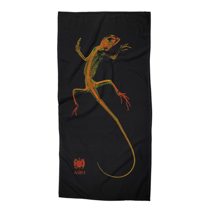 Tree Runner Masks, Mugs, Notebooks, and Fun Stuff Beach Towel by Amer. Society of Ichthyologists & Herpetologists
