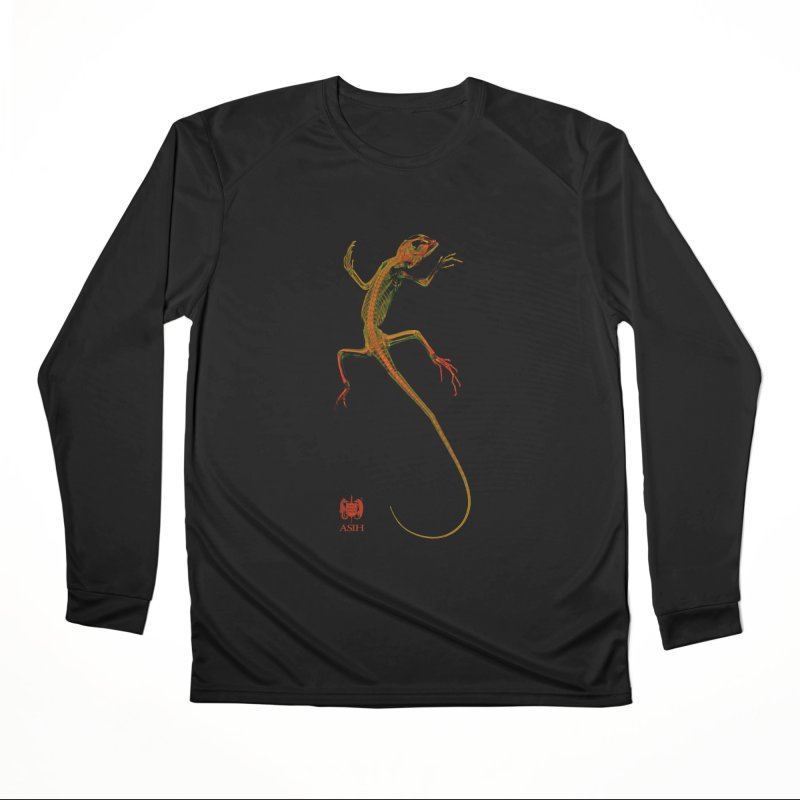 Tree Runner Women Longsleeve T-Shirt by Amer. Society of Ichthyologists & Herpetologists
