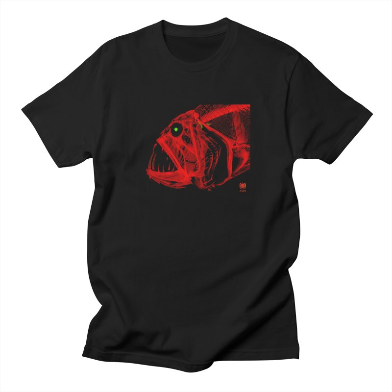 Fangtooth Men T-Shirt by Amer. Society of Ichthyologists & Herpetologists