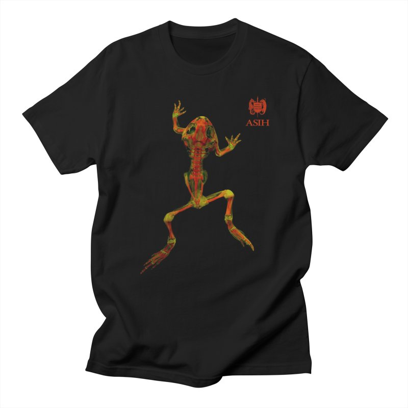 Spadefoot Toad Men T-Shirt by Amer. Society of Ichthyologists & Herpetologists