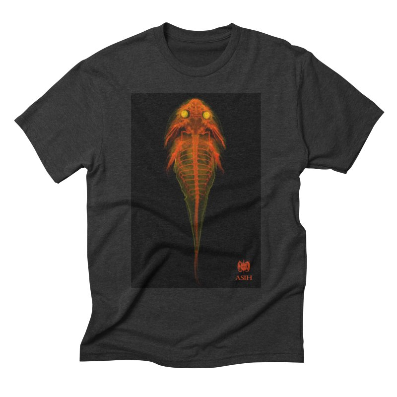 Clingfish Men T-Shirt by Amer. Society of Ichthyologists & Herpetologists