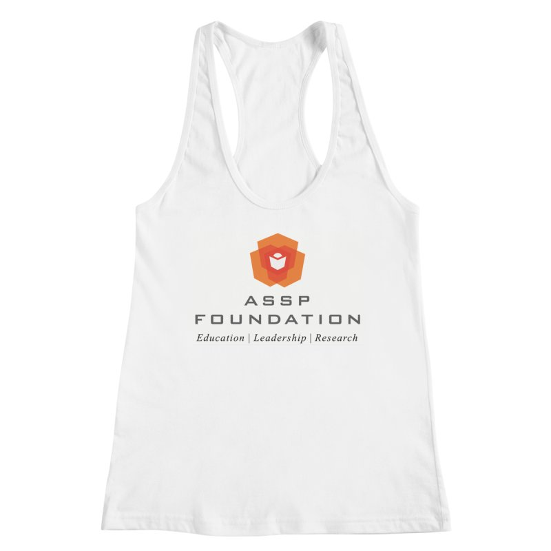 ASSP Foundation Gear Women's Racerback Tank by ASSP Foundation