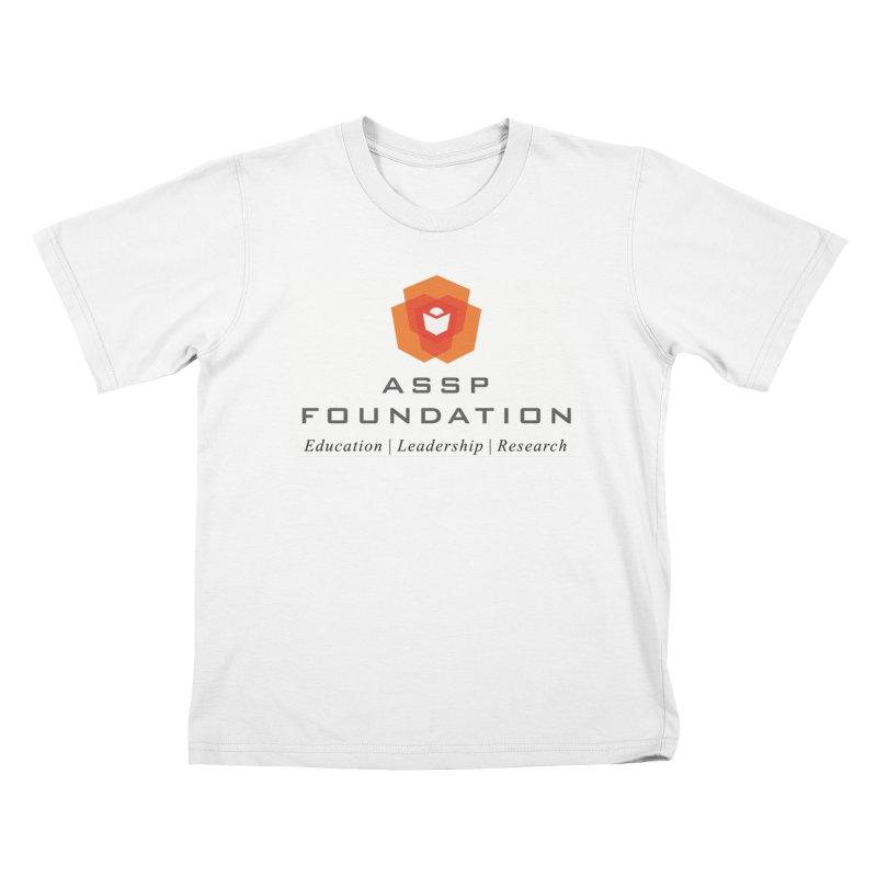 ASSP Foundation Gear Kids T-Shirt by ASSP Foundation