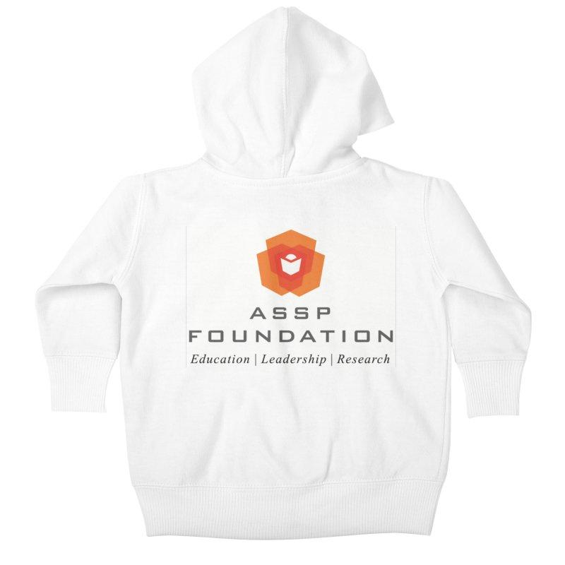 ASSP Foundation Gear Kids Baby Zip-Up Hoody by ASSP Foundation