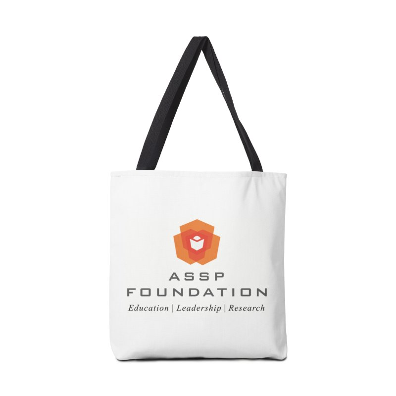 ASSP Foundation Gear Accessories Tote Bag Bag by ASSP Foundation