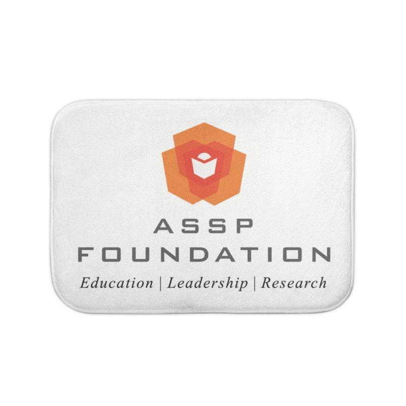 ASSP Foundation Gear Home Bath Mat by ASSP Foundation