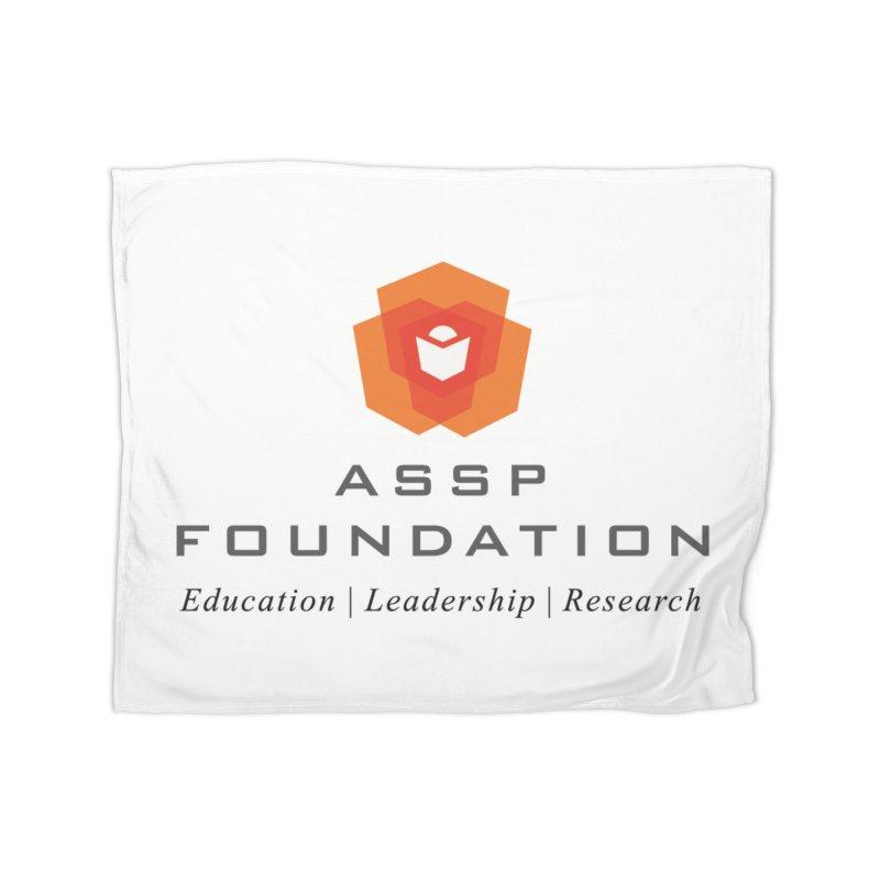 ASSP Foundation Gear Home Fleece Blanket Blanket by ASSP Foundation