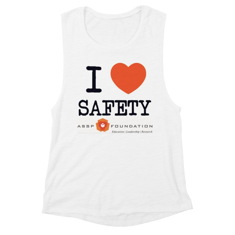 I Heart Safety Products Women's Tank by ASSP Foundation