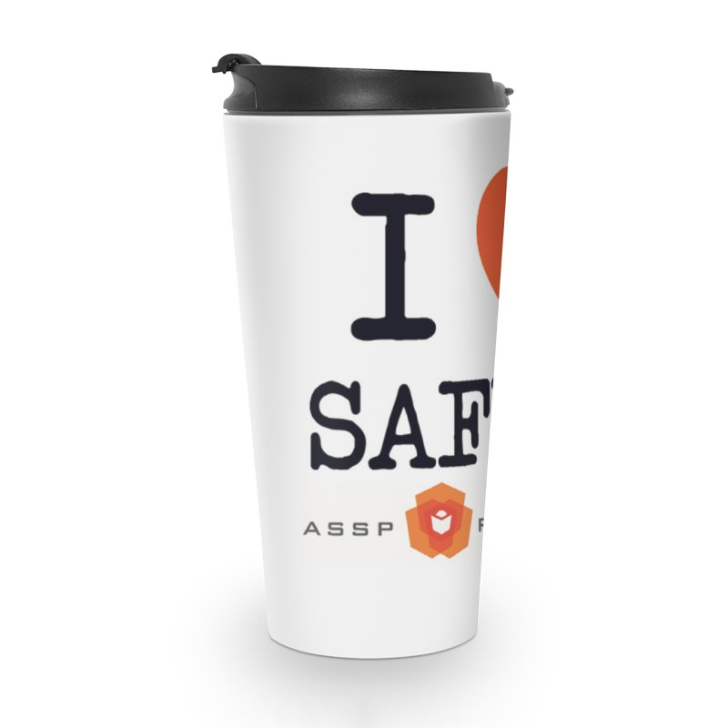 I Heart Safety Products Accessories Mug by ASSP Foundation