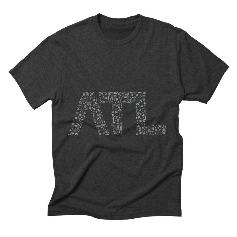 ATL Men's T-Shirt by ATLBrandBox's Artist Shop