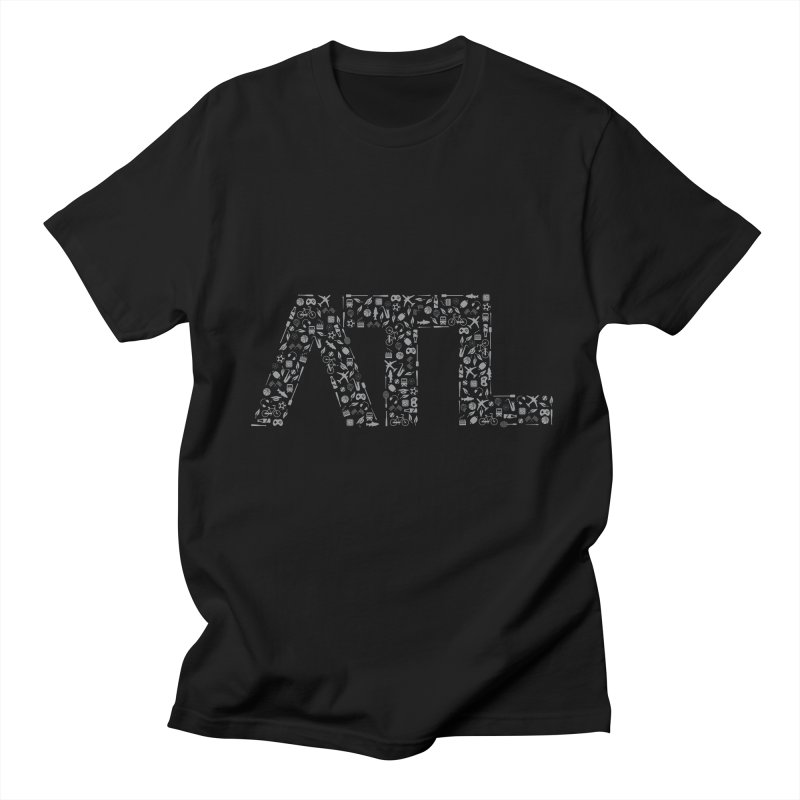ATL Men's T-Shirt by ATLBrandBox's Artist Shop