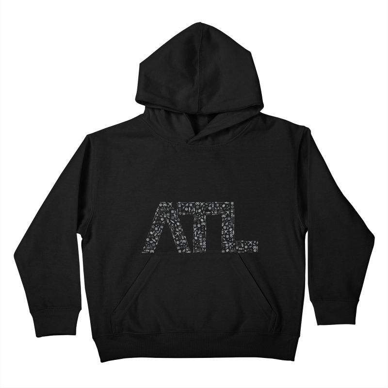 ATL Kids Pullover Hoody by ATLBrandBox's Artist Shop