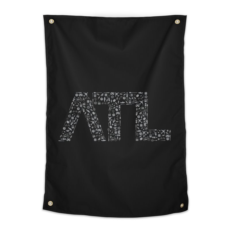ATL Home Tapestry by ATLBrandBox's Artist Shop