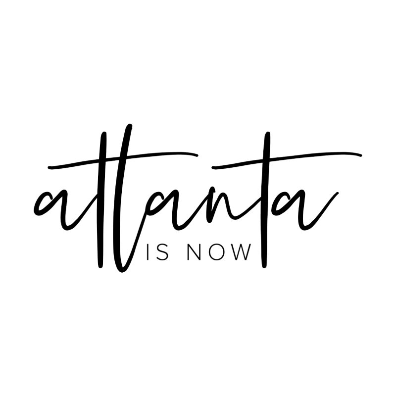 Atlanta Is Now Men's T-Shirt by ATLBrandBox's Artist Shop