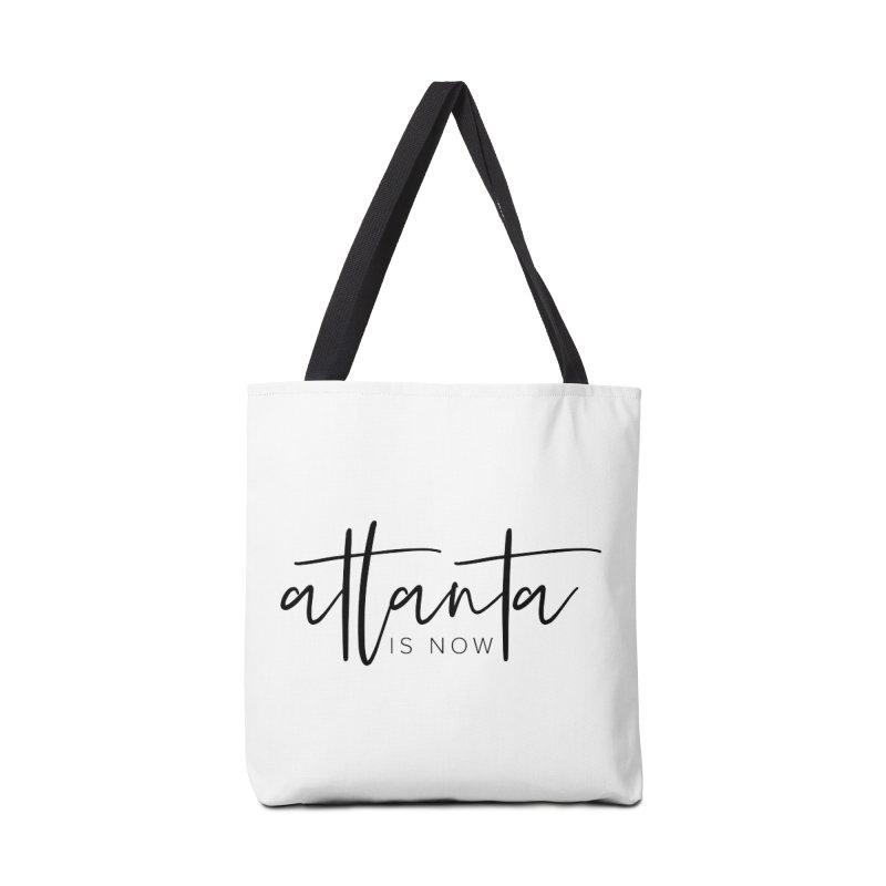 Atlanta Is Now Accessories Tote Bag Bag by ATLBrandBox's Artist Shop