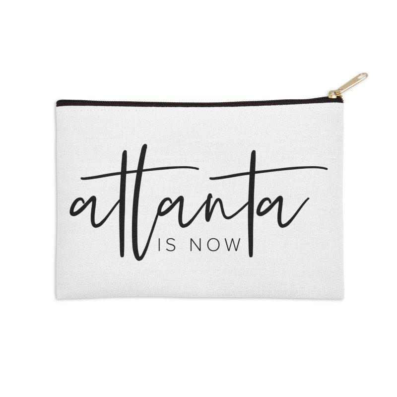 Atlanta Is Now Accessories Zip Pouch by ATLBrandBox's Artist Shop