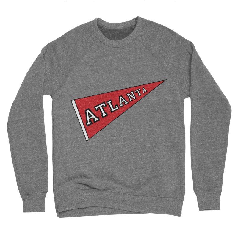 Atlanta Pennant Men's Sweatshirt by ATLBrandBox's Artist Shop