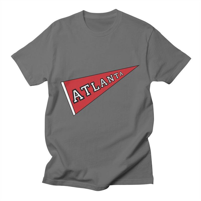 Atlanta Pennant Women's T-Shirt by ATLBrandBox's Artist Shop