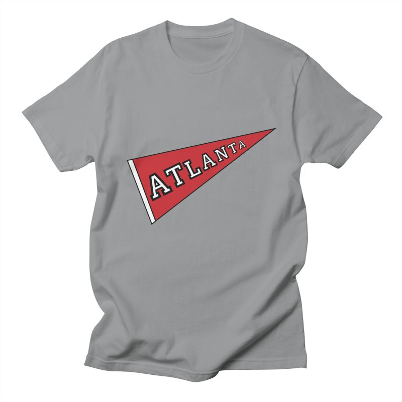 Atlanta Pennant Women's Regular Unisex T-Shirt by ATLBrandBox's Artist Shop