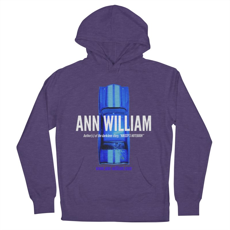 Seth's Chevelle 2 Women's French Terry Pullover Hoody by The Ann William Fiction Writer(s) Artist Shop