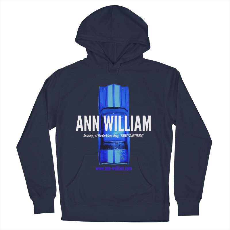 Seth's Chevelle 2 Men's French Terry Pullover Hoody by The Ann William Fiction Writer(s) Artist Shop
