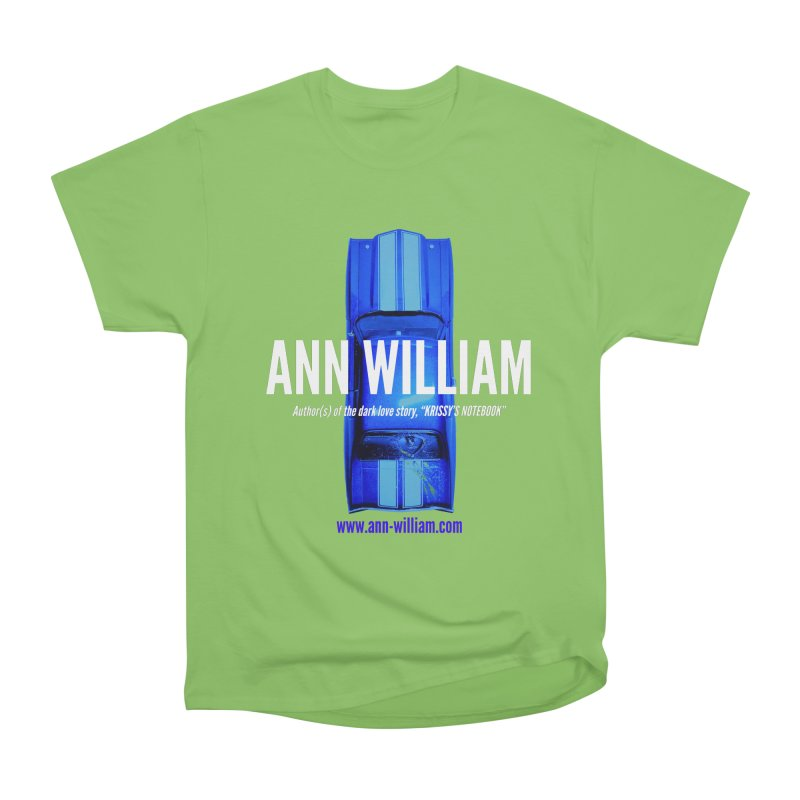 Seth's Chevelle 2 Men's Heavyweight T-Shirt by The Ann William Fiction Writer(s) Artist Shop