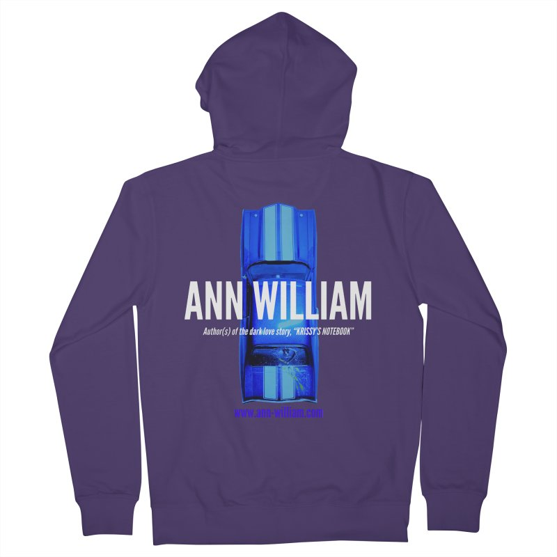 Seth's Chevelle 2 Women's French Terry Zip-Up Hoody by The Ann William Fiction Writer(s) Artist Shop