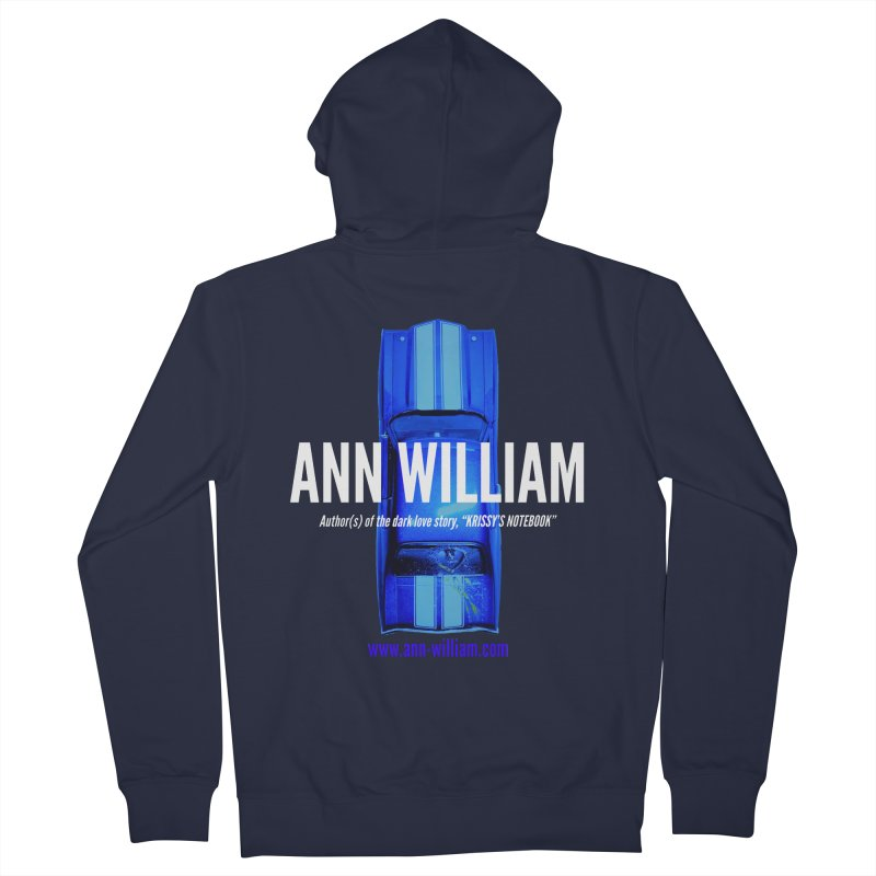 Seth's Chevelle 2 Men's French Terry Zip-Up Hoody by The Ann William Fiction Writer(s) Artist Shop