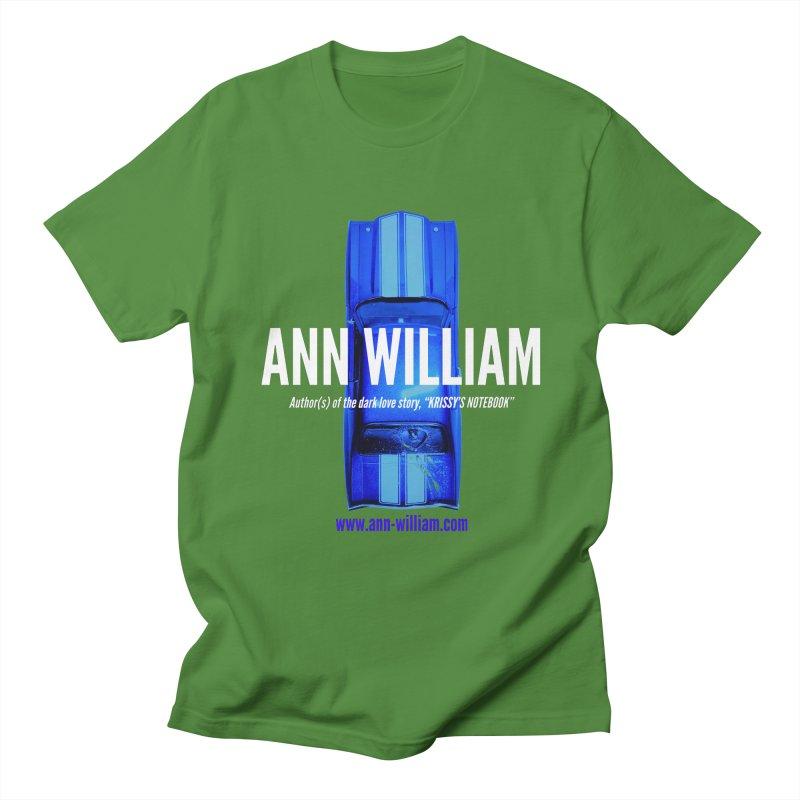 Seth's Chevelle 2 Men's Regular T-Shirt by The Ann William Fiction Writer(s) Artist Shop