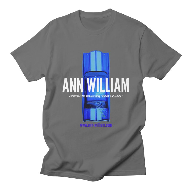 Seth's Chevelle 2 Men's T-Shirt by The Ann William Fiction Writer(s) Artist Shop