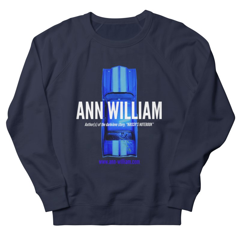 Seth's Chevelle 2 Women's French Terry Sweatshirt by The Ann William Fiction Writer(s) Artist Shop