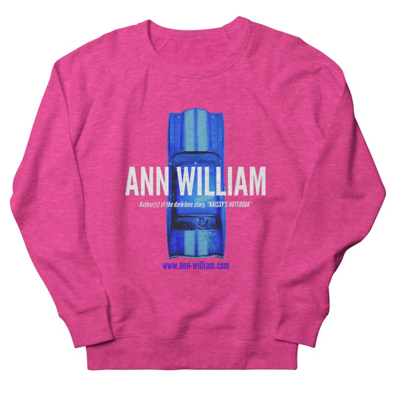 Seth's Chevelle 2 Men's French Terry Sweatshirt by The Ann William Fiction Writer(s) Artist Shop