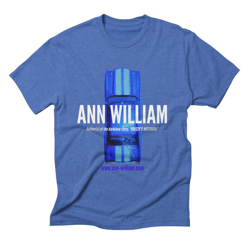Seth's Chevelle 2 Men's Triblend T-Shirt by The Ann William Fiction Writer(s) Artist Shop